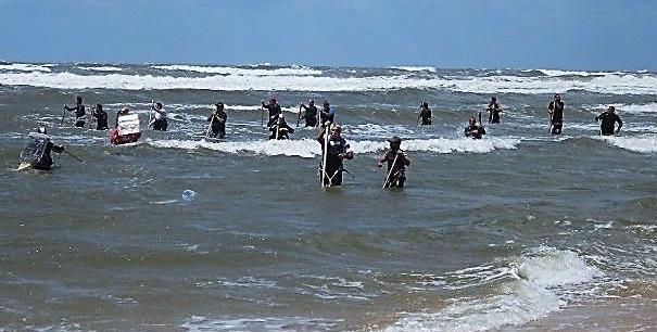 Mariscadores Huelva II